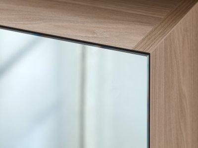 บานพับกระจก CRISTALLO by BLUM