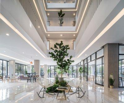 treetarahotel lampang courtyard