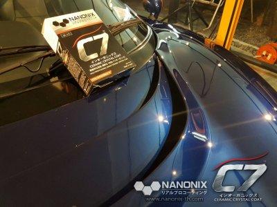 C7 NANONIX Ceramic Crystal Coating