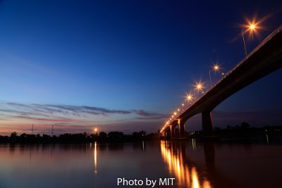 Thai-Laos Friendship Bridge