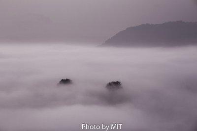 ทะเลหมอกภูห้วยอีสัน