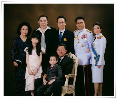 ครอบครัวภัทรินทร์