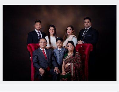 Family Khun Syed