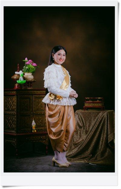 เช่าชุดไทย ชุดที่ 1