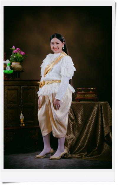 เช่าชุดไทย ชุดที่ 2