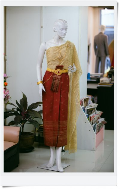 เช่าชุดไทยมาใหม่