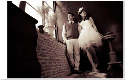 Pre Wedding คุณจริยา+เอกลักษณ์