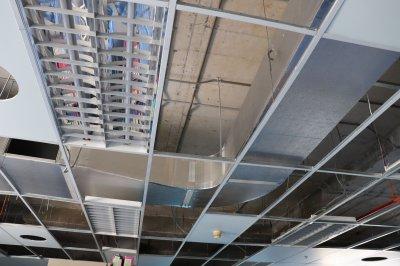 งานระบบ VRF ขนาดไม่น้อยกว่า 3,120,000 BTU ยี่ห้อ LG อาคารสำนักงาน องค์การบริหารส่วนจังหวัดสงขลา