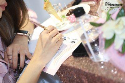 Catrice cosmetics X Real Techniques Thailand @ Beautrium