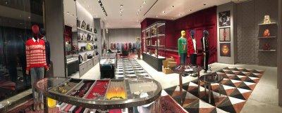 Gucci Pavilion mall Kuala lumpur Malaysia