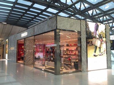 Gucci Suvarnabhumi Airport