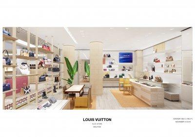 LOUIS VUITTON KLCC