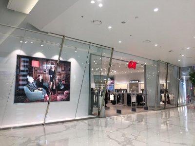 H&M icon siam