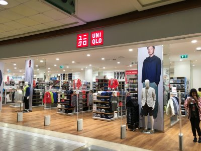 Uniqlo Central Rama II