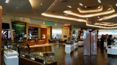 Rolex King Power Duty Free Mall Pattaya