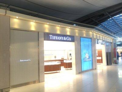 Tiffany&Co Suvarnabhumi Airport