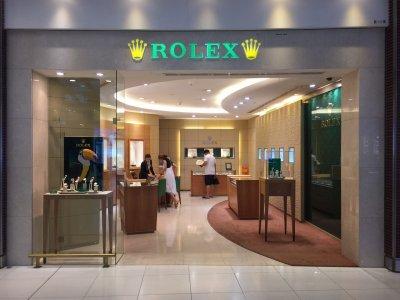 Rolex Suvarnabhumi Airport