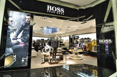 Hugo Boss Duty Free Mall Pattaya