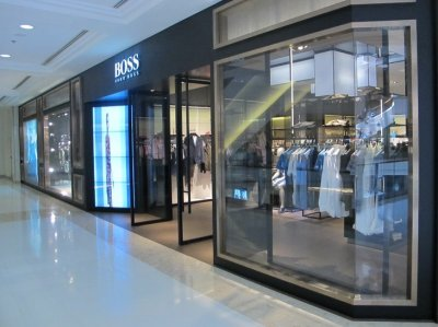 Hugo Boss Gaysorn Plaza
