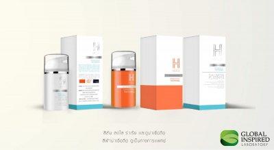 ออกแบบผลิตภัณฑ์แบบขวด