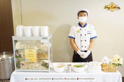 ซุ้มอาหาร (Food Stall) - อาหารว่าง งานแต่ง