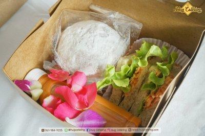 ซุ้มอาหาร (Food Stall) ข้าวกล่อง (Meal Box)
