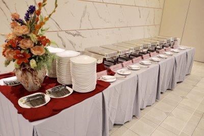 บุฟเฟ่ต์ (Buffet)  อาหารว่าง (Snack Box & Coffee Break)