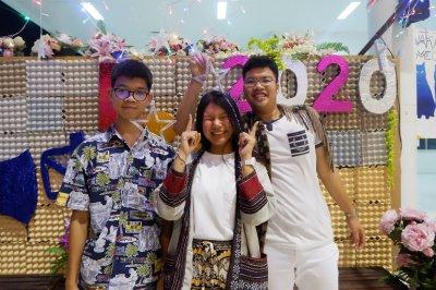 กิจกรรมวันปีใหม่2563