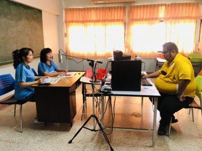 ครูสอนออนไลน์ภาคเรียนที่ 2 ระหว่างวันที่ 11 - 15 ม.ค. 2564