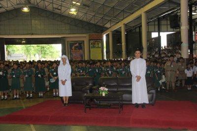 ฉลองศาสนนาม บักบุญเจมส์ บาทหลวงกันตภณ  ดำรงศักดิ์  25 กรกฎาคม 2562