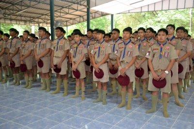 ค่ายลูกเสือ-เนตรนารีสามัญรุ่นใหญ่ ระหว่างวันที่ 14 - 16 พฤศจิกายน 2562