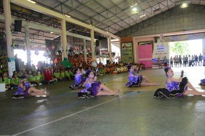 กีฬาเฟื่องฟ้าเกมส์ ครั้งที่ 50 วันที่ 30 สิงหาคม 2562