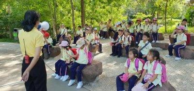 ทัศนศึกษานักเรียนระดับชั้น ป.2 ณ สัทธา อุทยานไทย จ.ราชบุรี