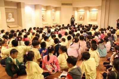 ทัศนศึกษานักเรียนระดับชััน ป.3 ณ โรงละครแห่งชาติภาคตะวันตก จังหวัดสุพรรณบุรี