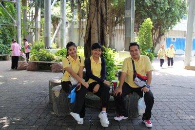 ทัศนศึกษานักเรียนระดับชั้น ป.4 และมัธยมศึกษา ณ สวนสนุกดรีมเวิลด์