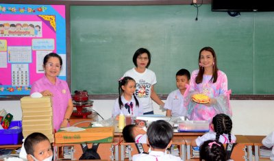 วิทยาการท้องถิ่น ภาคเรียนที่ 2 ปีการศึกษา 2562 วันที่ 4 กุมภาพันธ์ 2563