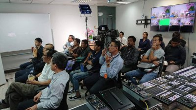 Sony IP Live Production Workshop 2019