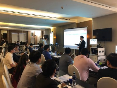 NUCLeUS Product Training | 5-6 Mar 18