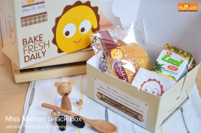 Snack Box & Catering