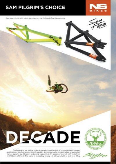 NS Bikes 2016 Press Ads