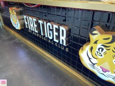 Fire Tiger Cannabis Tea