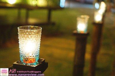 ริมผา ลาภิน ทานอาหารใต้แสงเทียนชมหาดจอมเทียน-พัทยาใต้