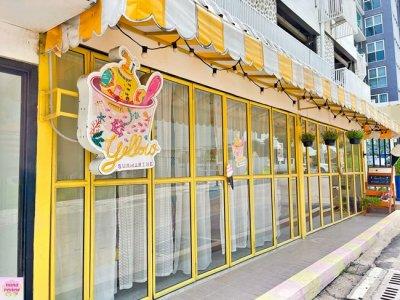 Yellow Submarine homemade Icecream Pattaya