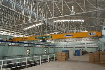 ประมวลภาพงานเครน 3 ตัน กว้าง 20 เมตร