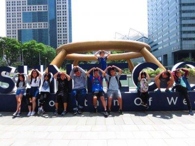 โครงการซัมเมอร์เเคมป์สิงคโปร์ ปี 2020