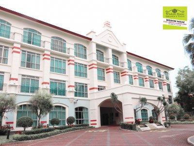 ที่พัก Nanyang Girl's Boarding School