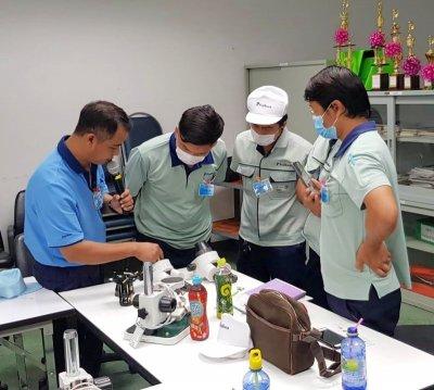 Training Customer Fujikura 24-07-2020