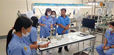 Training customer Asian Stanley 17-11-2020