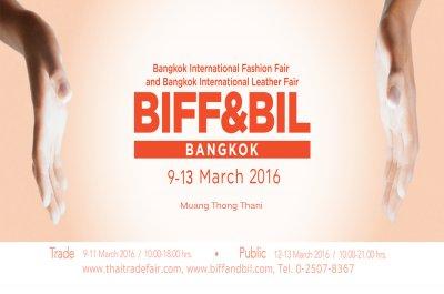 BIFF&BIL 2016 at Impact Arena Muang Thong Thani