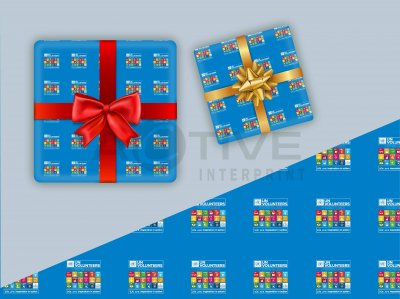 กระดาษห่อของขวัญ